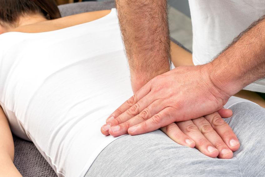 Les douleurs coccyx soulagées grâce à l'ostéopathie